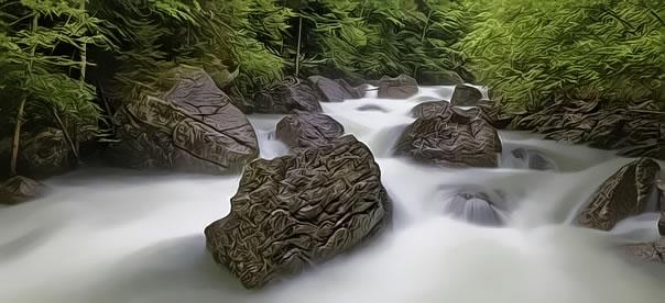 riviere-foret-bruine-pierre-rocher