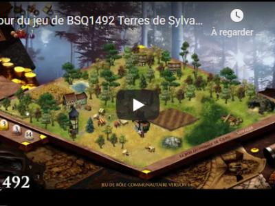 Vidéo Youtube Bois du Passage BSQ1492